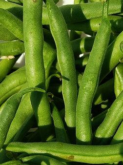 Green beans, round, 1#