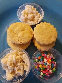 Cookie dipper kit