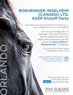 AAEP Equine Invite