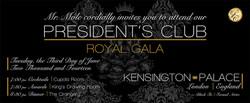 PC Club Kensington Invite
