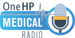 OneHP Medical Radio Logo