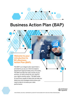 Business Action Plan Booklet