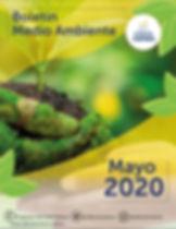 Portada B. Medio Ambiente mayo 2020_Mesa