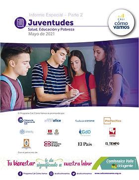 Informe sobre Juventudes 2021 - parte II