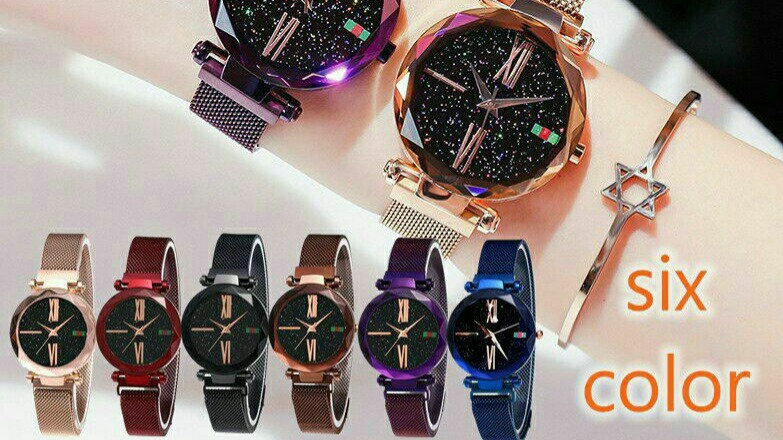 Glass Watches