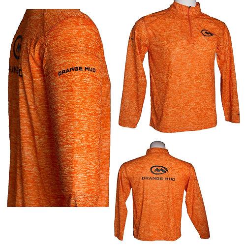 Orange Mud Running Performance Shirt