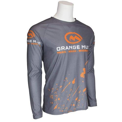 Orange Mud High Performance Lightweight Athletic Shirt