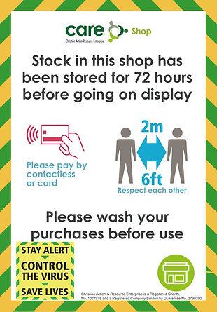 CARE Shop Stock