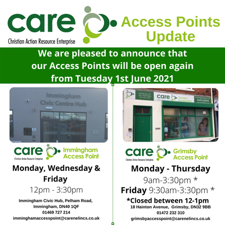 Access Points Updates