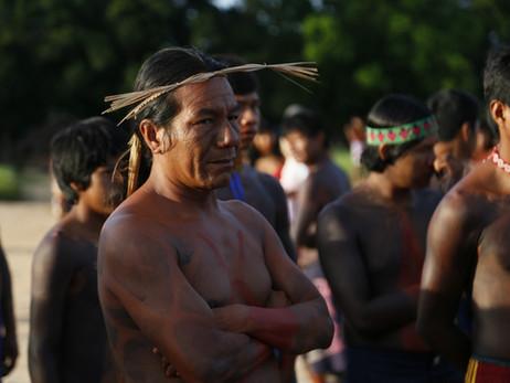 Krahôs celebram Festa da Lontra e do Peixe; Adetuc prestigia