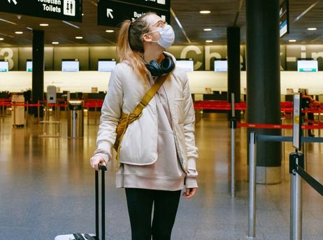Se for viajar, escolha as opções mais seguranças