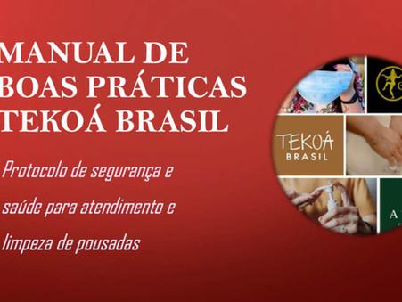Manual de boas Práticas Tekoá Brasil - Pousadas