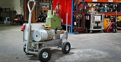 Manufor rental winch chain hoisr jack up cylinder