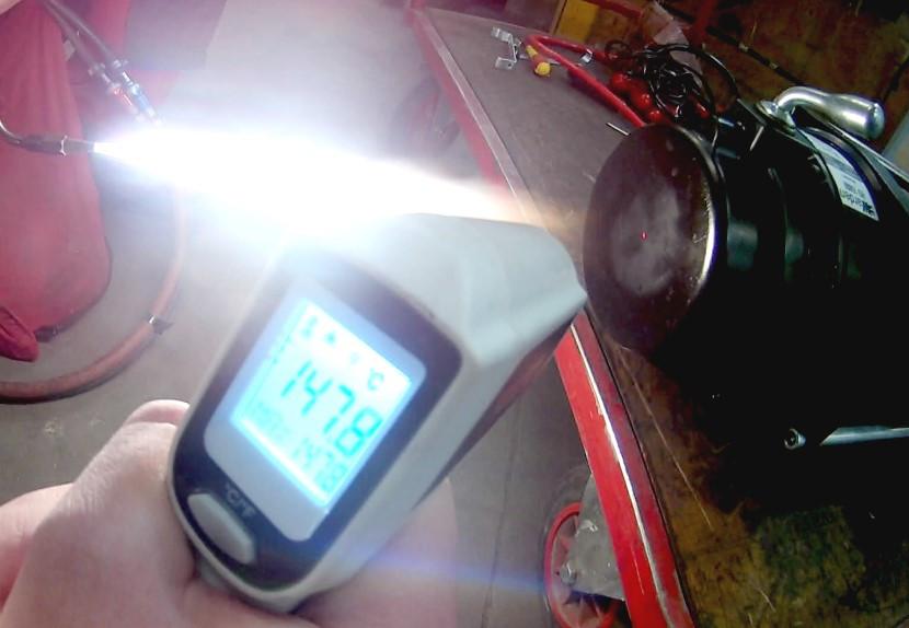 treuil électrique 12V 24V traitement de surface résistant à haute température