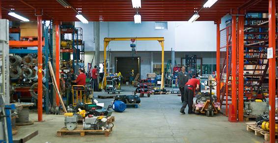 Manufor fabrication vente location réparation maintenance appareils de levage et manutention