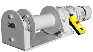 Treuil électrique 230V 400V FXLD32LS Manufor