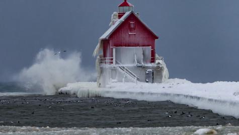 Grand Haven Frozen