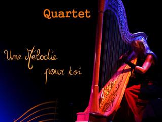 Tout chaud !! Le dernier album du Christine Lutz Quartet