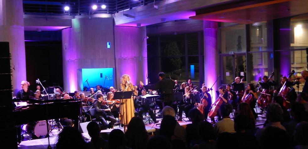 Natassa Mare Quintet | Symphony Orchestra of Thessaloniki