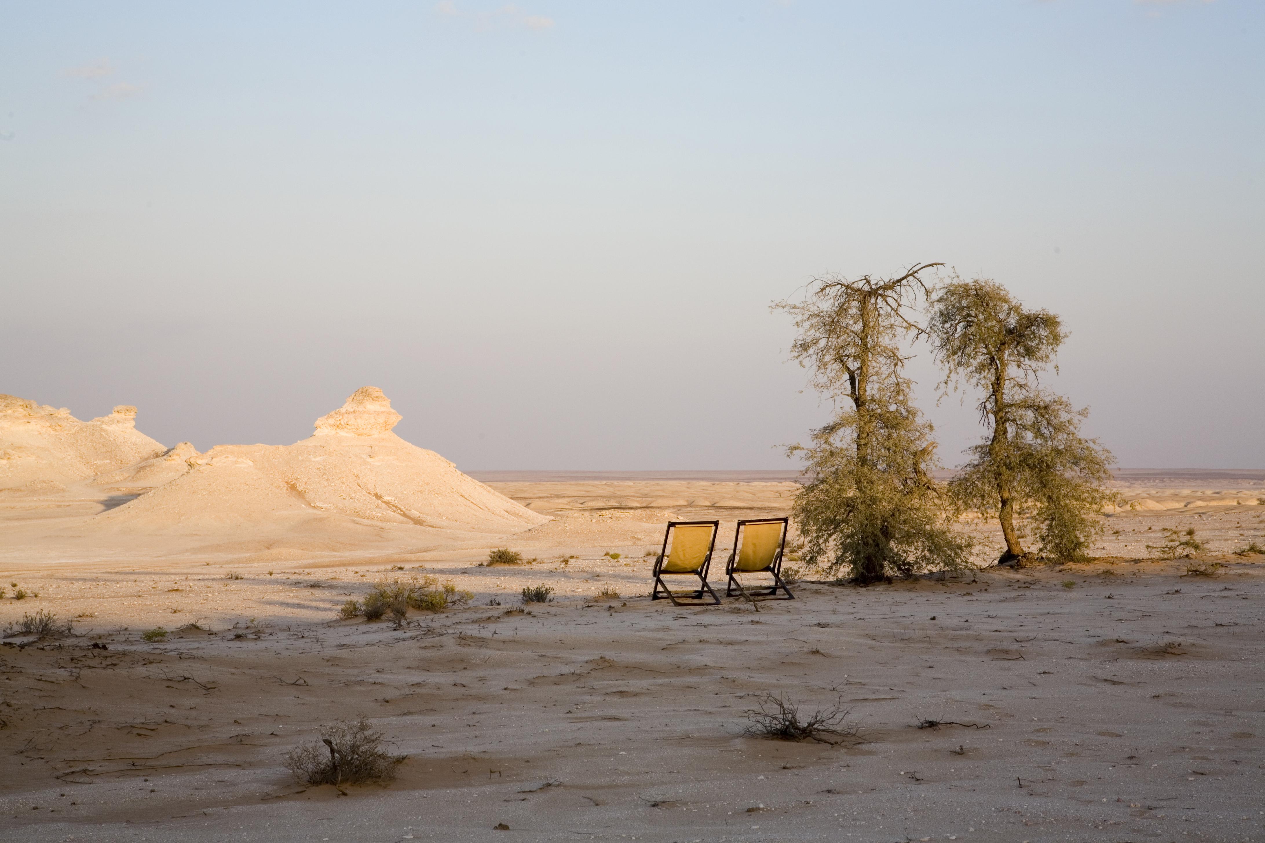 Oman camp