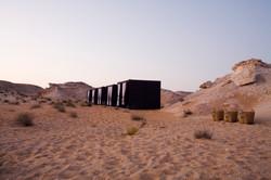 Cube tent Oman