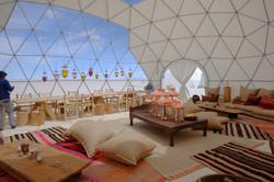 Lounge dome