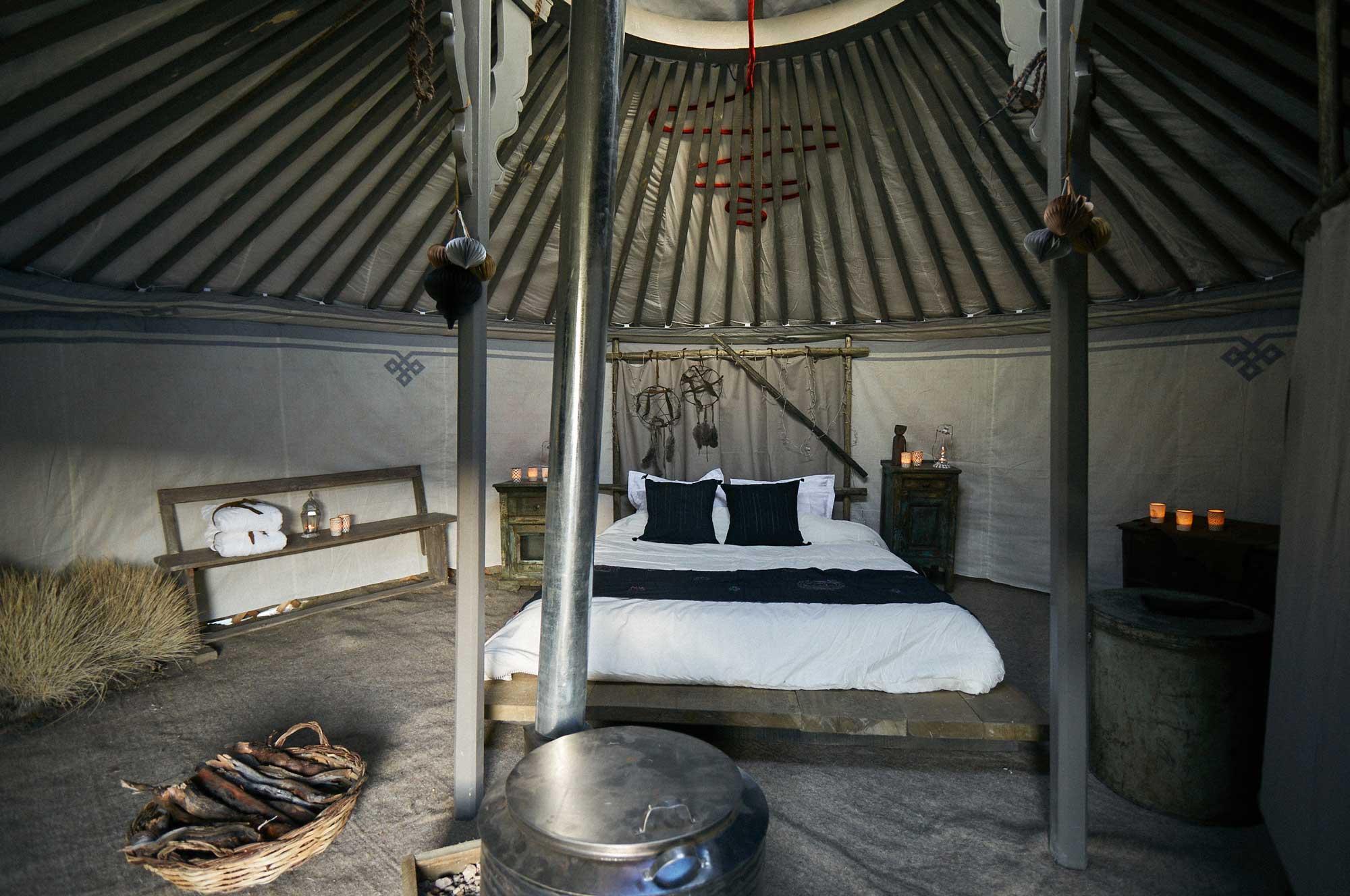 Yurt Bolivia