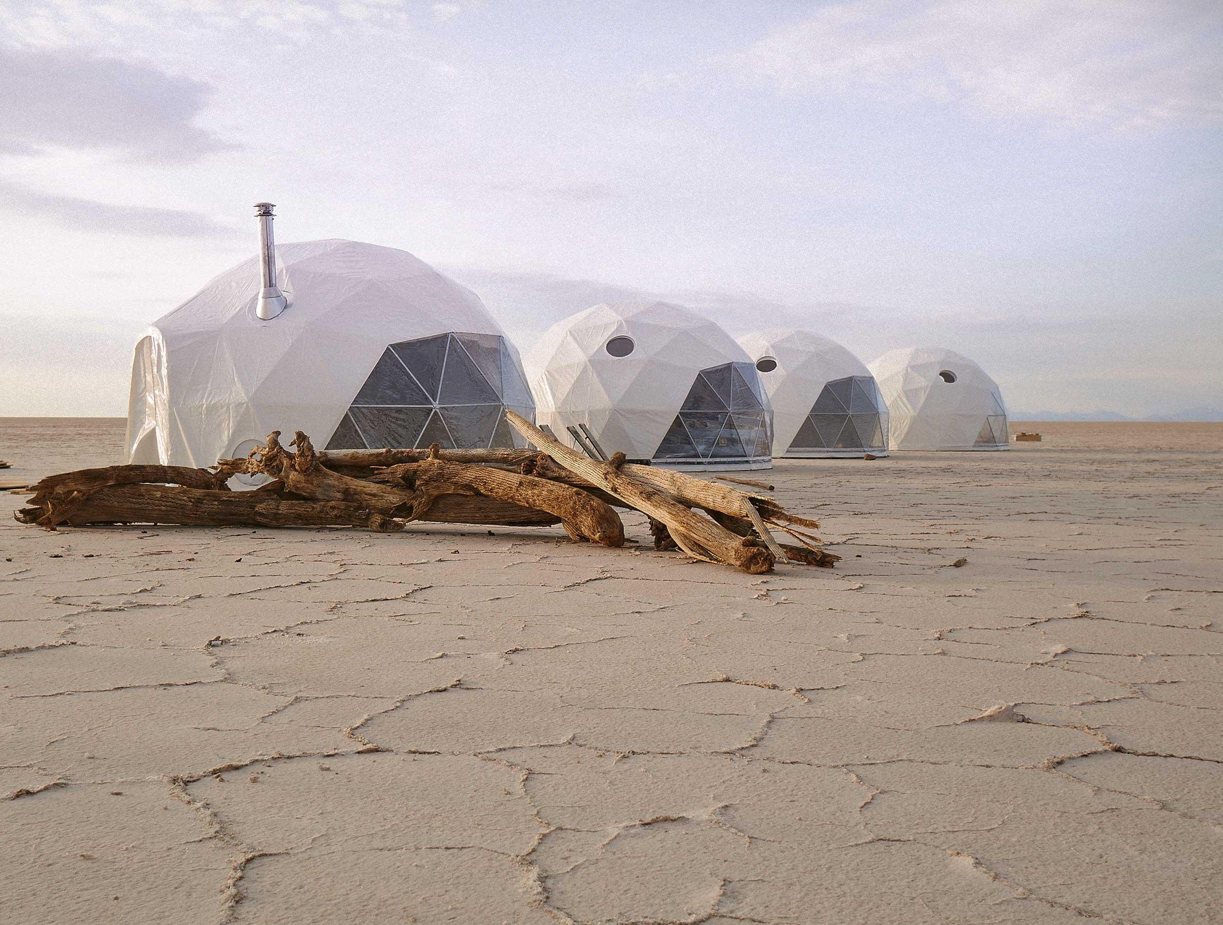 Bolivia domes