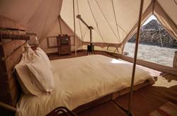 Bell tent Bolivia