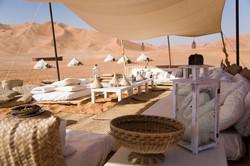 Bell tent Oman