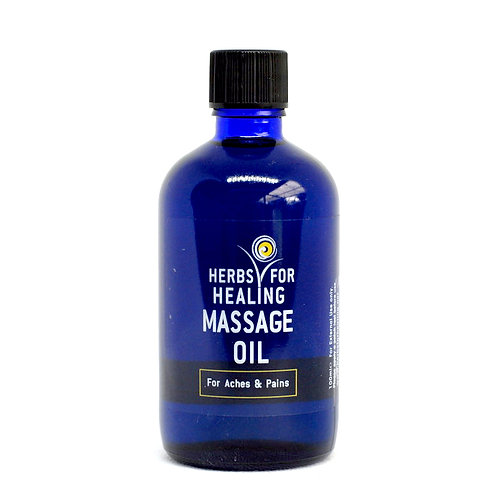 Massage Oil for Aches & Pains