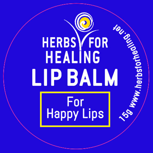Lip Balm for Happy Lips (formerly Lip Balm for Cold Sores)