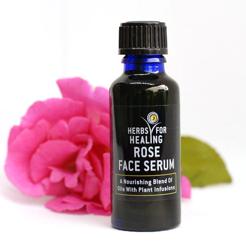 Rose Face Serum