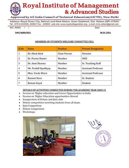 Students Welfare Committee.jpg