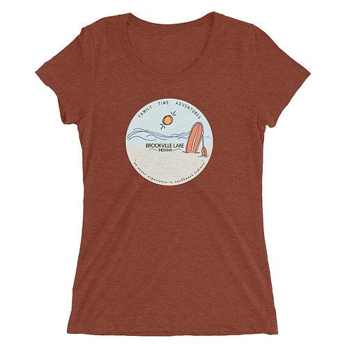 Women's Brookville Lake Tri-Blend Shirt