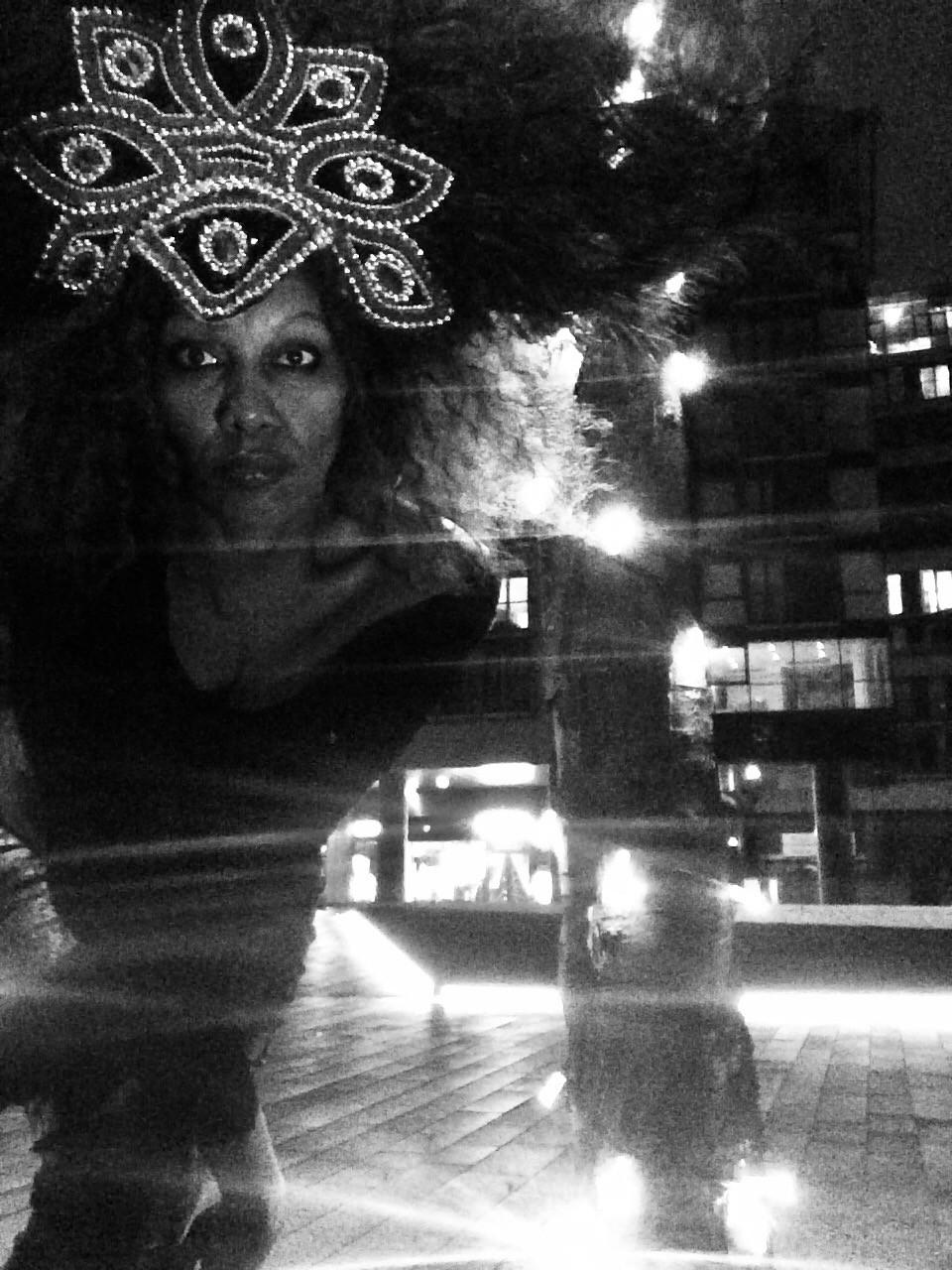 Sandrine Anterrion writer in Manchester London