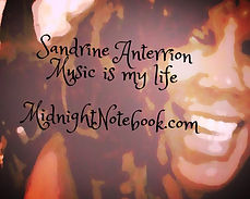 London Music psychology Sandrine Anterrion