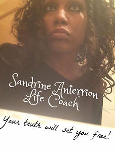 London UK life coach for women sandrine anterrion