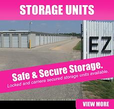 Storage units in Mount Pleasant, MI 48858
