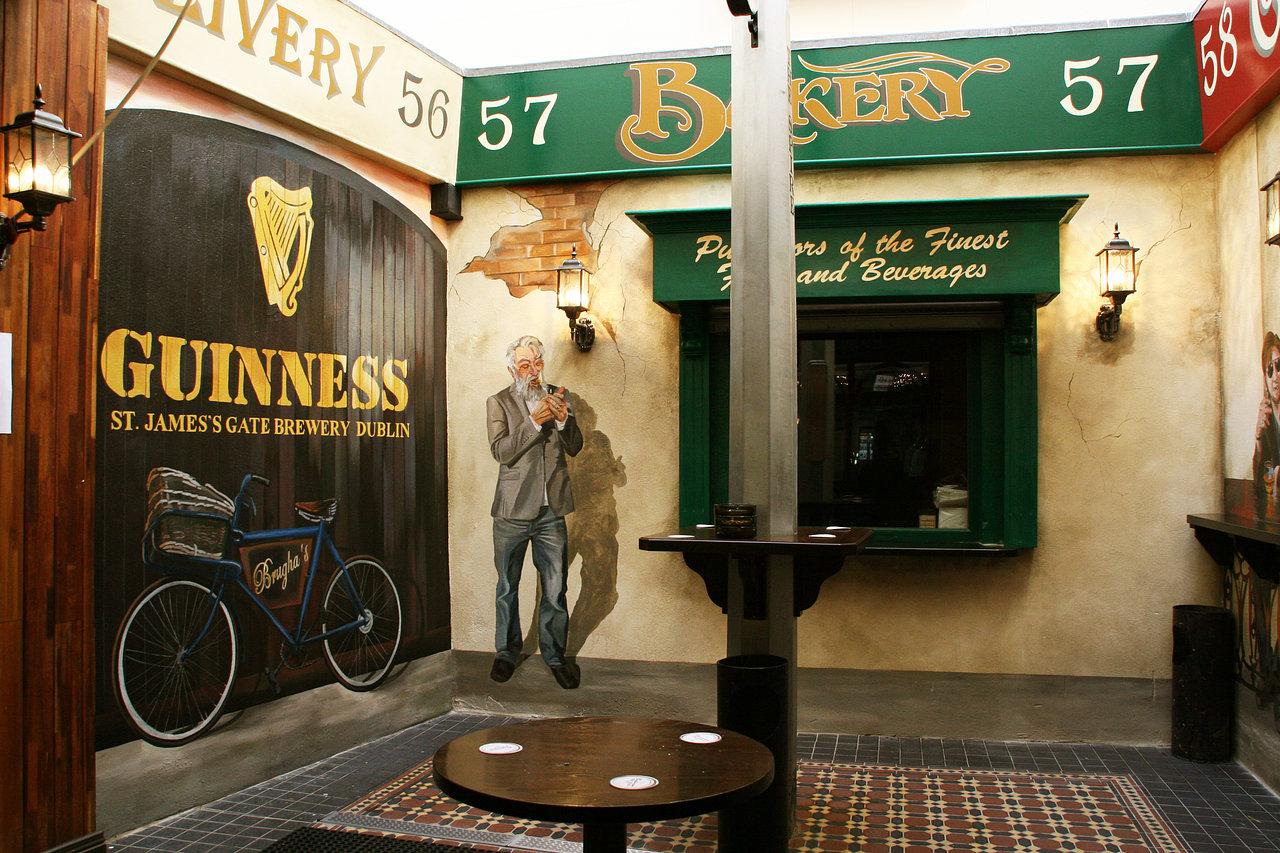 Boomers. Dublin