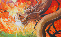 dragon+canvas