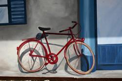 bike+close+up. California