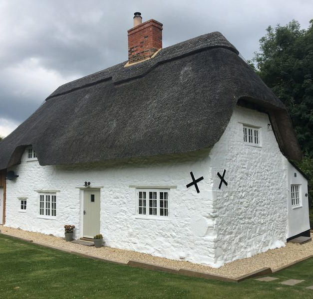 Alterations approved to improve Listed Cottage
