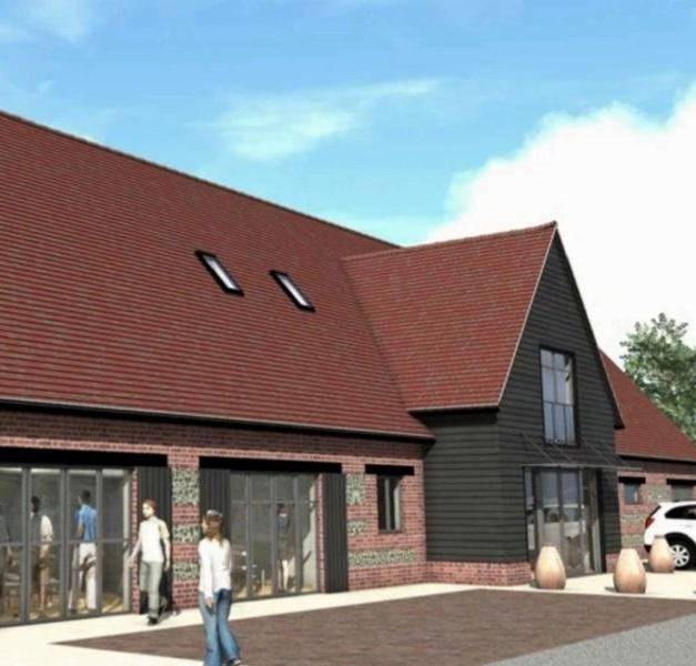 Group Visitor Centre approved