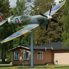 Flying High for Secret Spitfire Memorial