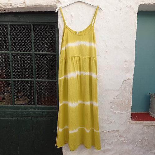 Vestido Tie Dye Tirantes
