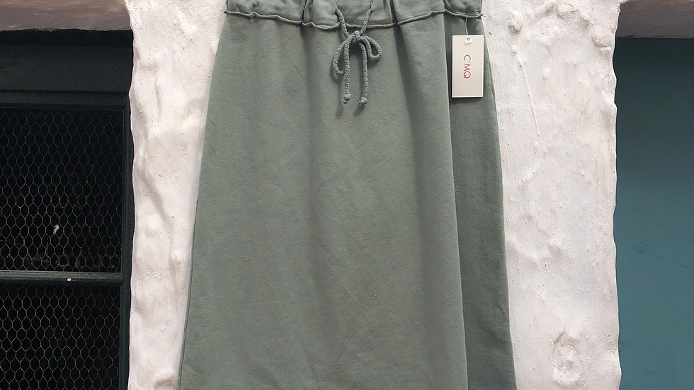 Falda algodón