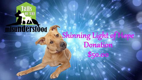 Shinning Light of Hope