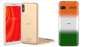 LAVA Mobiles - COMEBACK WITH FIVE BUDGET SMARTPHONES LAUNCHING IN NOVEMBER: SOURCES
