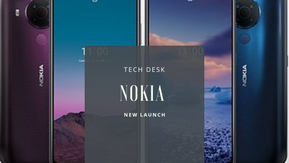 Nokia 5.4 goes official w/ Snapdragon 662, tri-camera, Rs. 16,900 Price